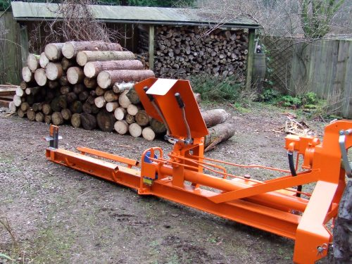 log splitter