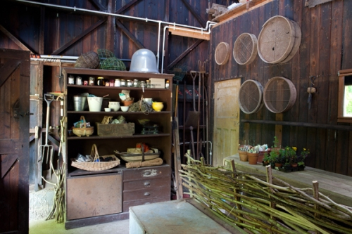 my potting shed