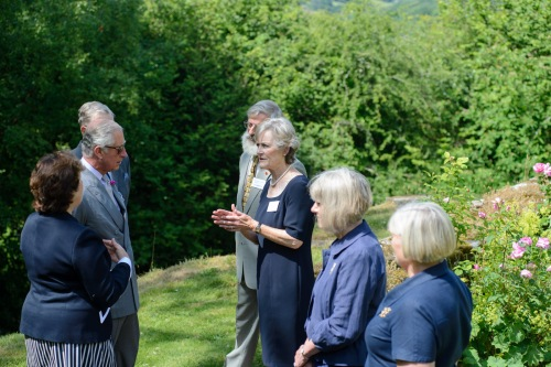 County Co-ordinator, Joanna Kerr explains about the NGS