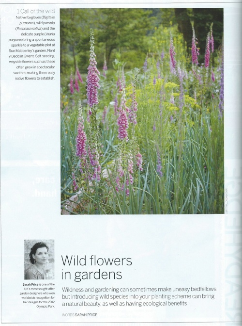 Gardens Illustrated October 2015