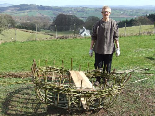 It's a coracle