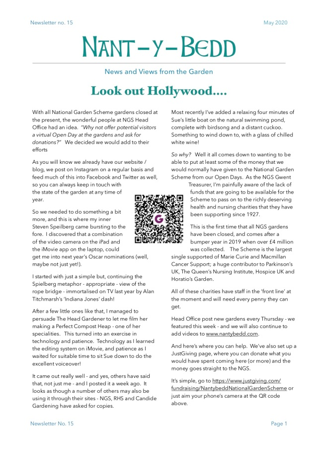 May 2020 newsletter p1